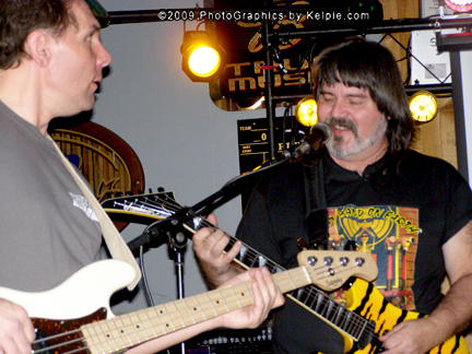 Mike and Rich jamming