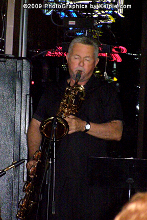 saxophonist... with bassoon?